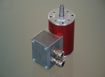 Synchronous motor with terminal box KL-A